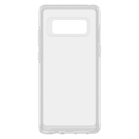Shop OTTERBOX SYMMETRY SLIM SLEEK STYLISH CASE FOR SAMSUNG GALAXY NOTE 8 - CLEAR Cases & Covers from Otterbox