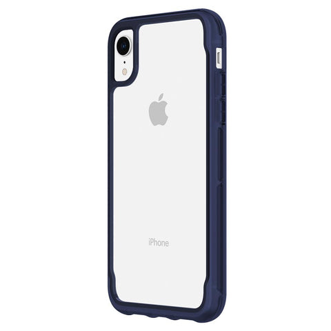 Shop GRIFFIN SURVIVOR CLEAR CASE FOR IPHONE XR - CLEAR/IRIS Cases & Covers from Griffin