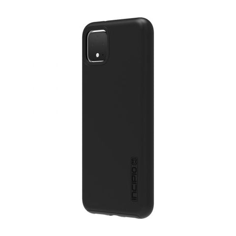 "Shop Incipio DualPro Case For Google Pixel 4 XL (6.3"") - Black Cases & Covers from Incipio"