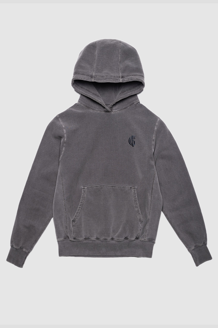 LEISURE MONOGRAM HOODY