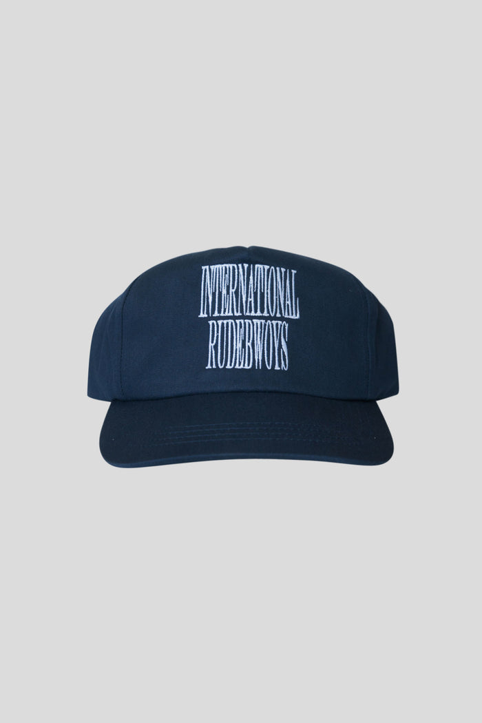 GFC - IRB Typeface Hat - Navy