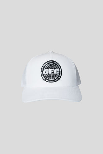 GFC - IRB Staple Trucker Hat - White