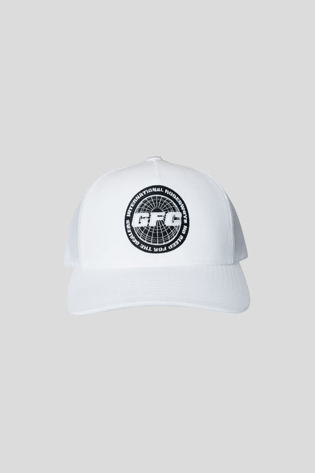 IRB Staple Trucker Hat - White