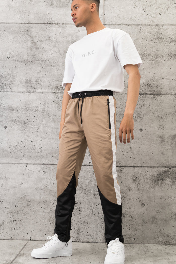 Lounge Pants - Split Black