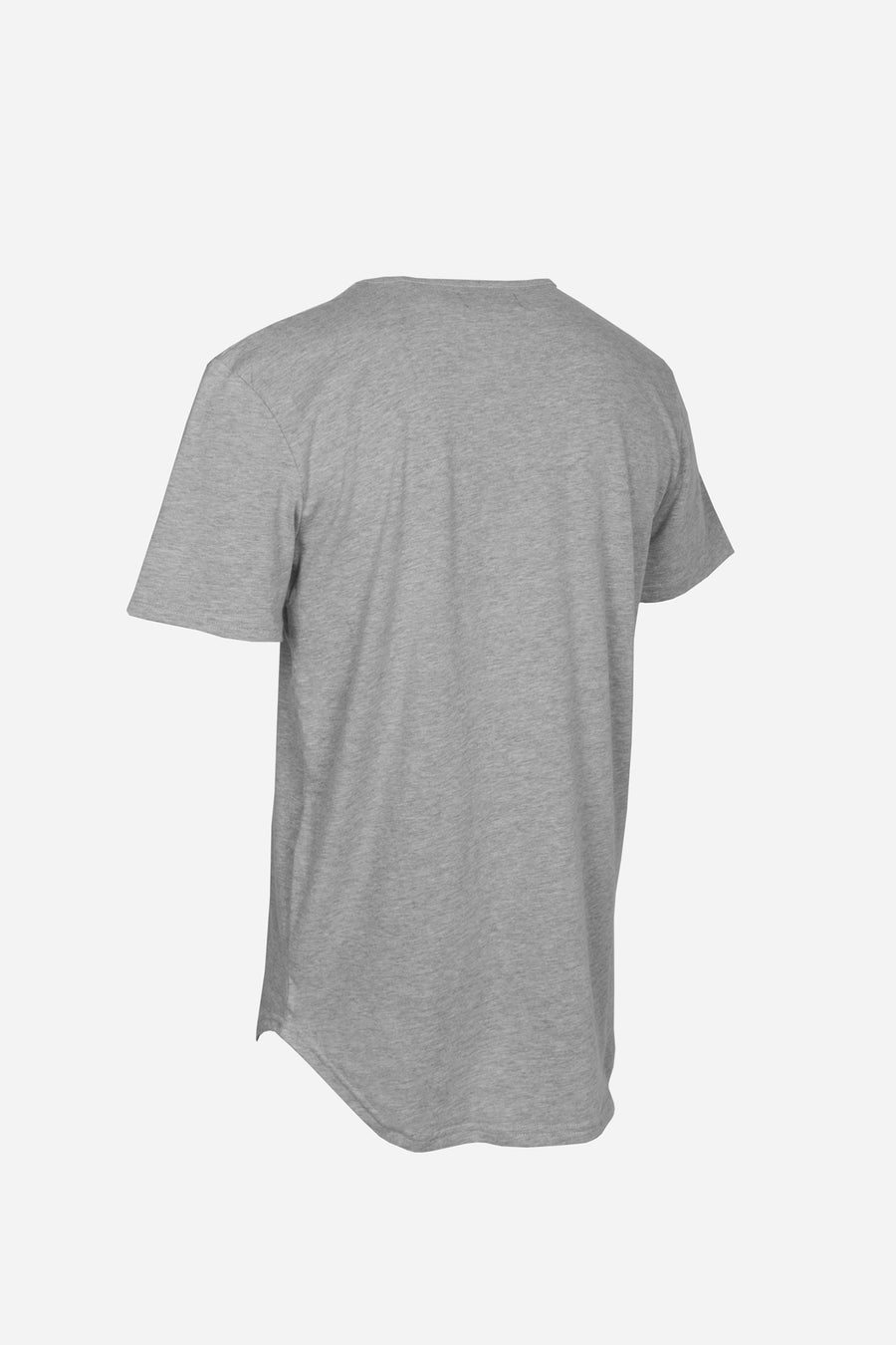 Barebones by GFC - Scoop Tee - Grey