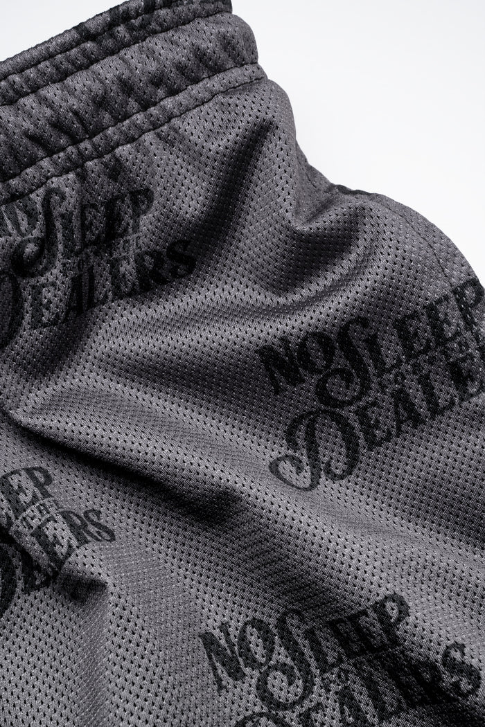 GFC - HEAVYWEIGHT NSFD  SHORTS - BLACK/GREY
