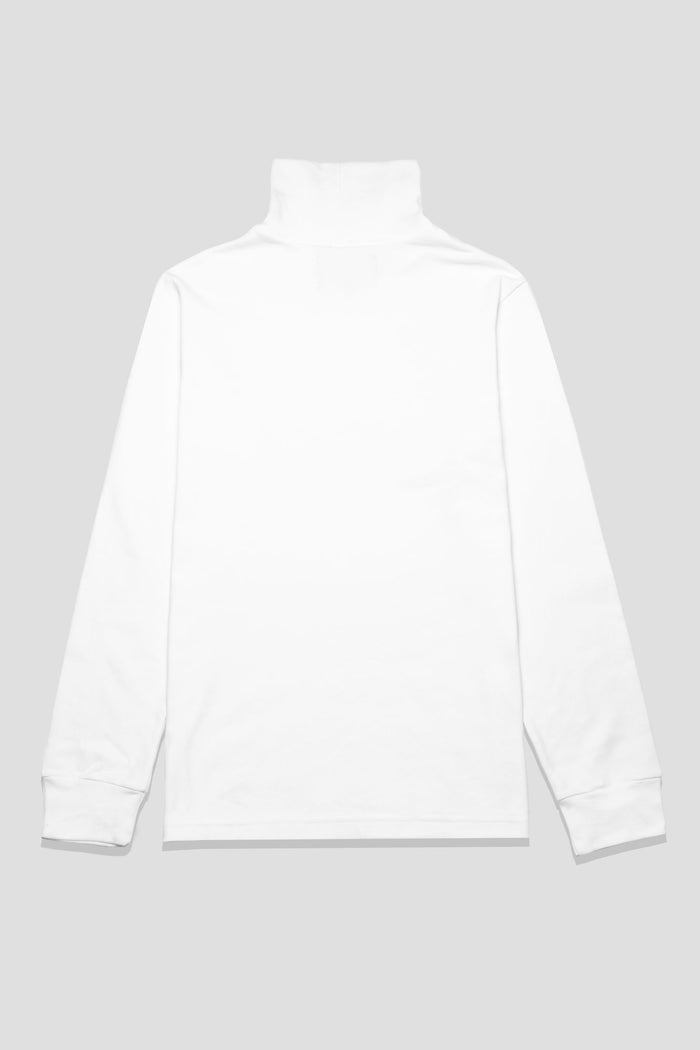 Barebones by G.F.C. - Turtle Neck  (White)
