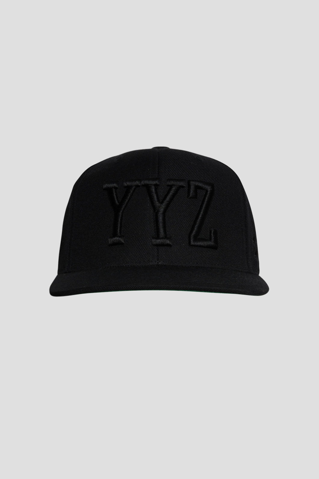 YYZ Hat (Black/Black)
