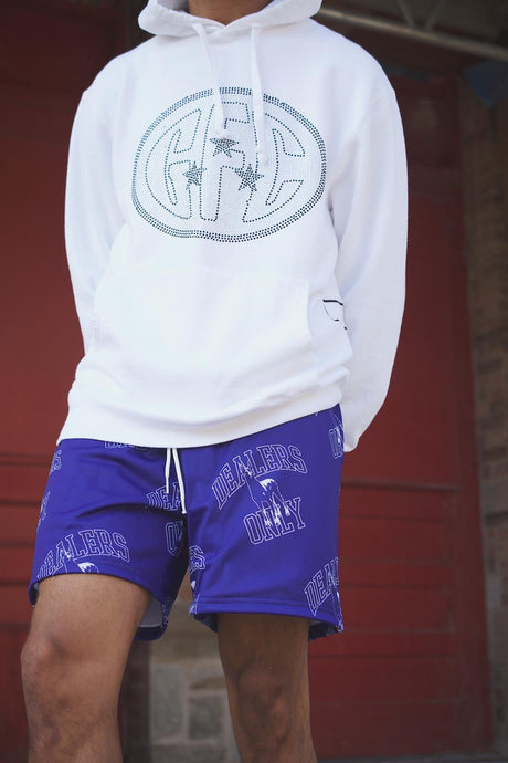 GFC - HEAVYWEIGHT DEALERS ONLY SHORTS - IRIS