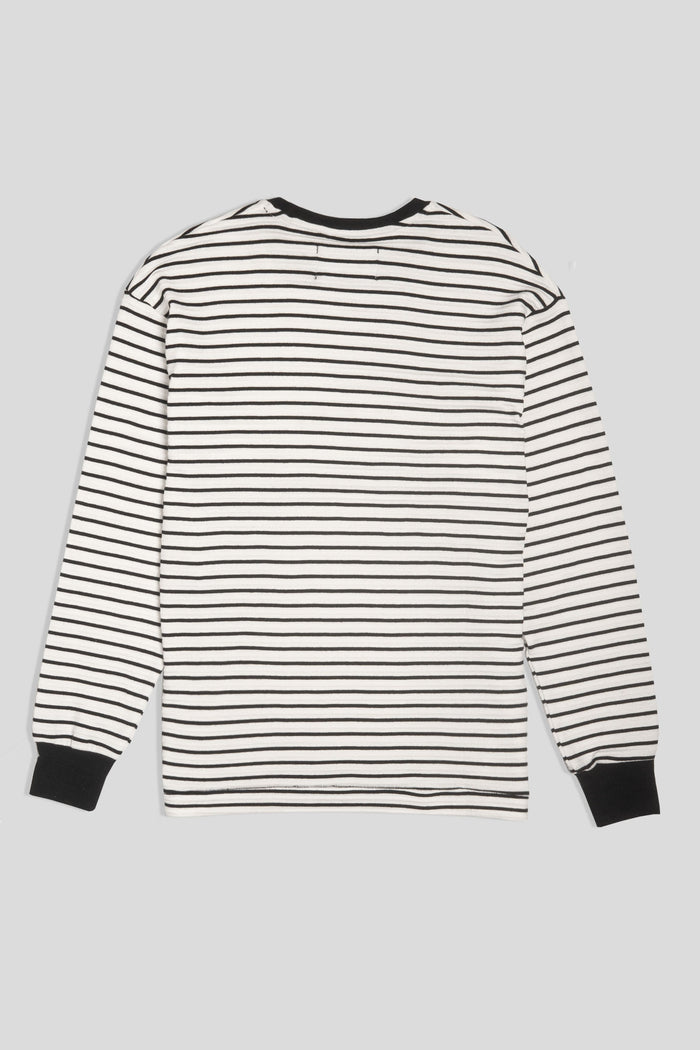 Bloorline L/S - Black/White/Yellow