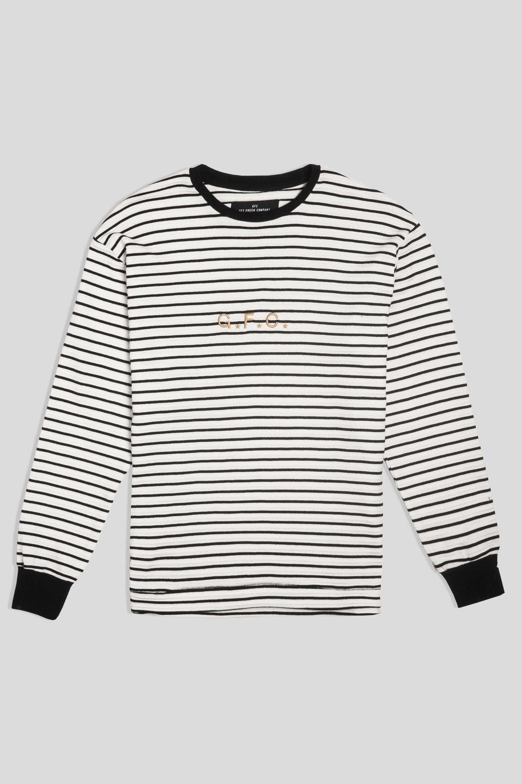 GFC - Bloorline L/S - Black/White/Yellow