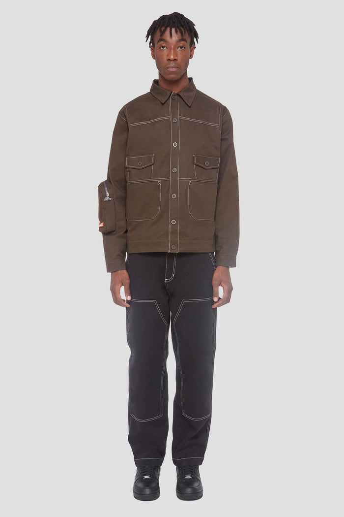 Atelier New Regime - Cargo Work Jacket