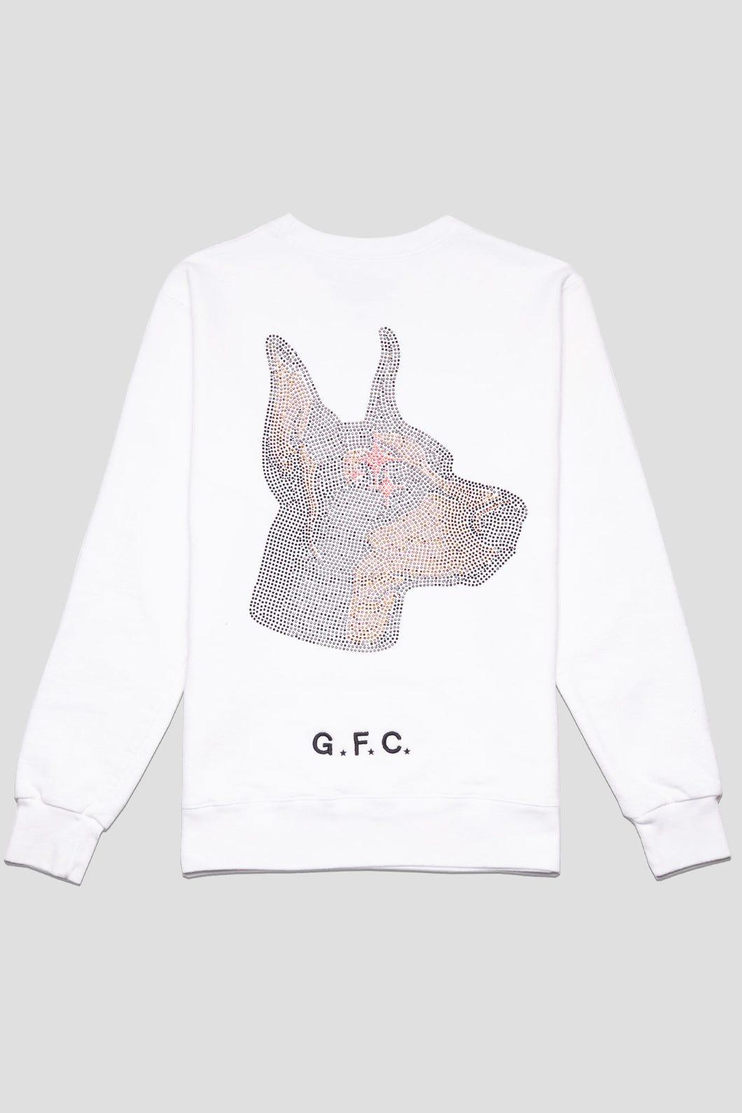 GFC - Crystal Guard Dog Crewneck