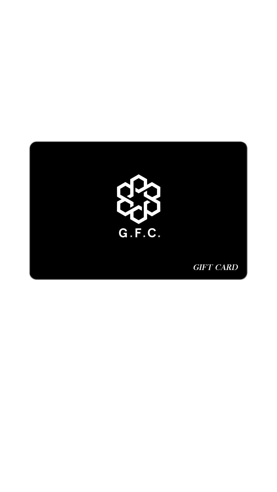 GFC GIFT CARD