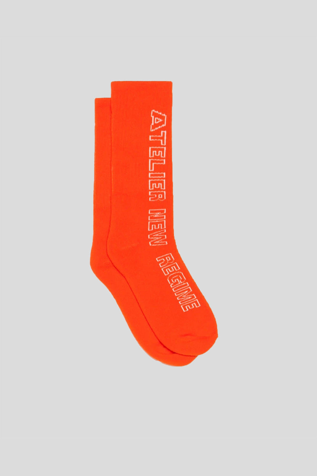 Atelier New Regime - Classic Socks - Orange