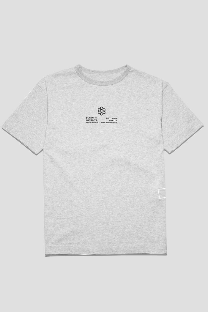 GFC - Refined By The Streets Tee
