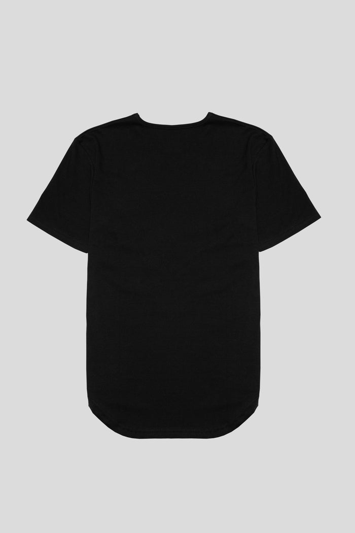 Barebones By GFC - Scoop Tee - Black