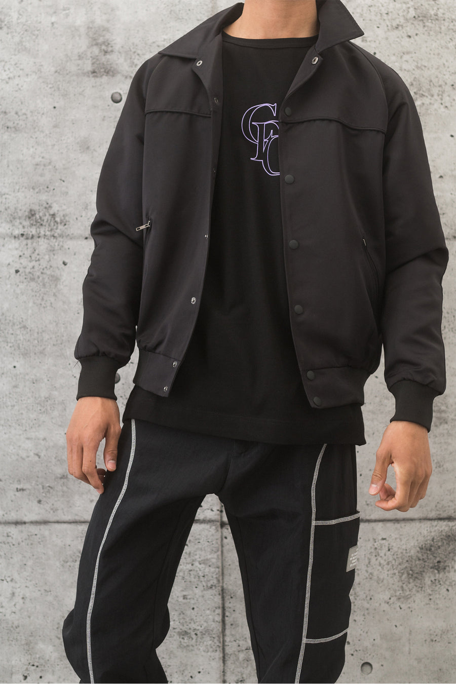 GFC - Teamster Jacket 2.0 - Black