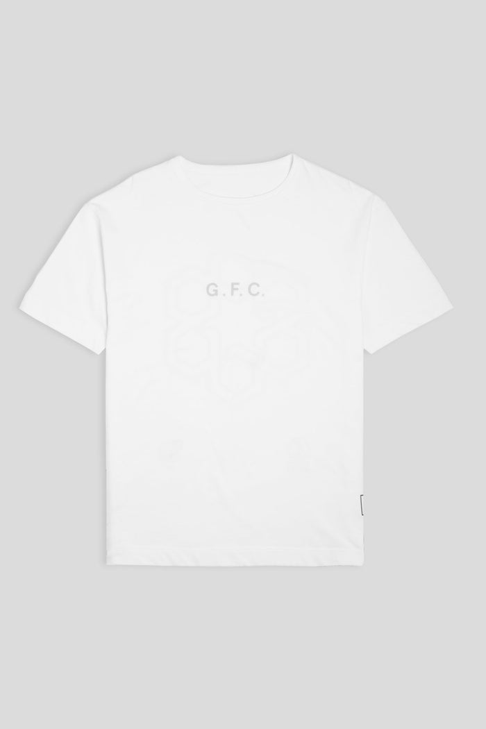 GFC - Shield Tee - White 3M