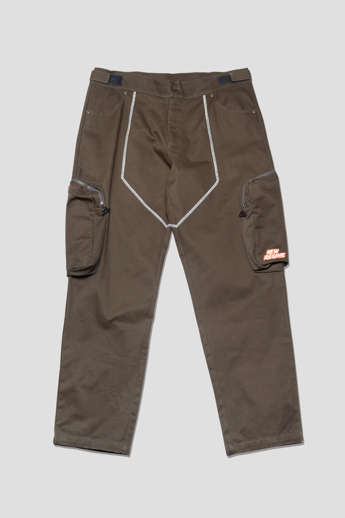 Atelier New Regime - Cargo Work Pants