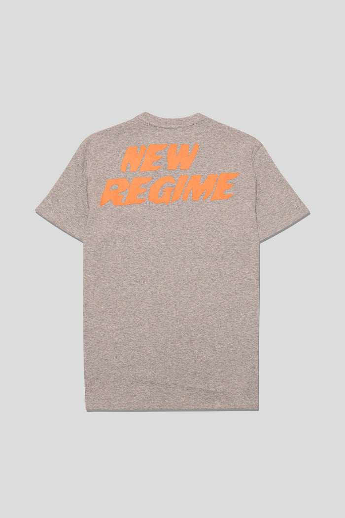 Atelier New Regime Signature - Logo T-Shirt - Grey