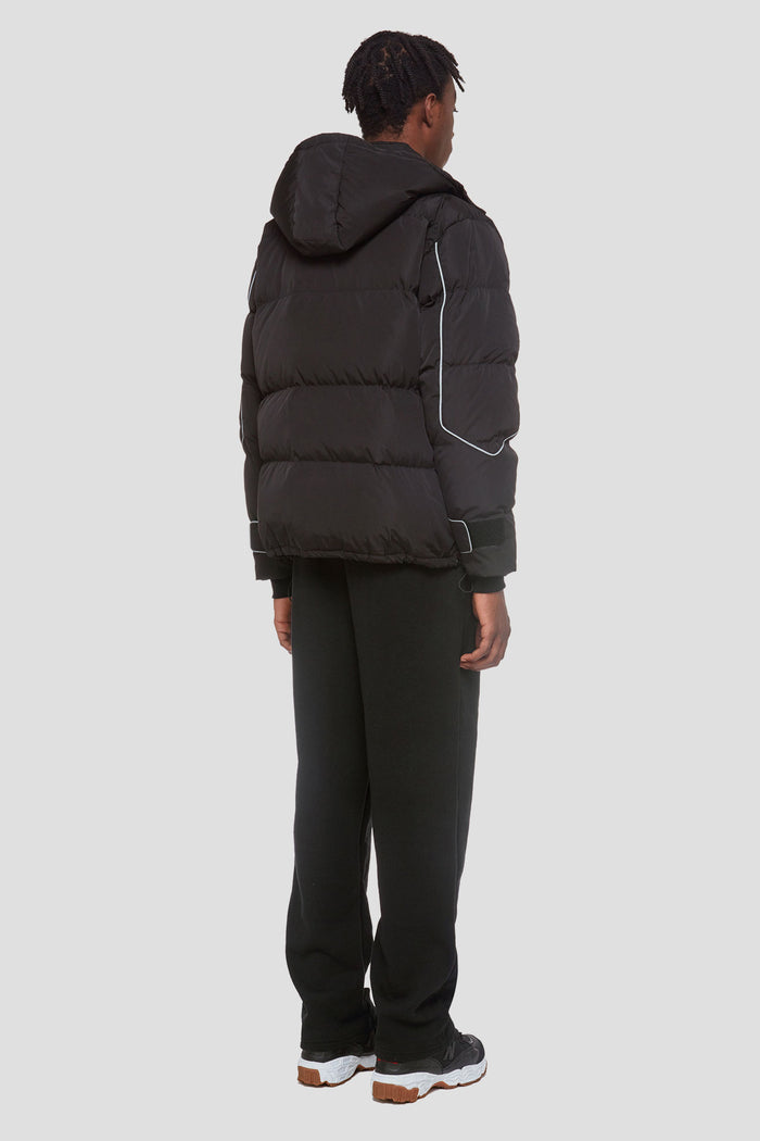 Atelier New Regime - Reflective Down Parka