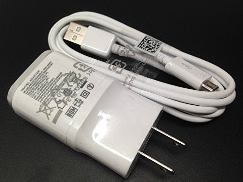 OEM LG 1.8 Charger MCS-04WD with 2.0 5FT Micro USB for LG G2 Google Nexus G Flax L9 F3