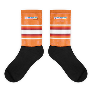 Gamingrex Fire Socks