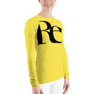 I-Rex Women's Rash Guard