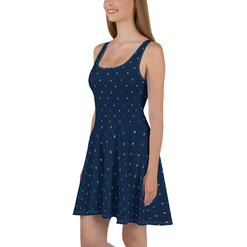 Imaginrex Skater Dress