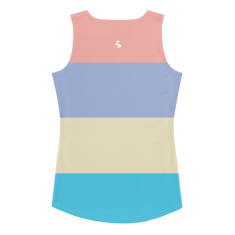 UnicornRex Cut & Sew Tank Top