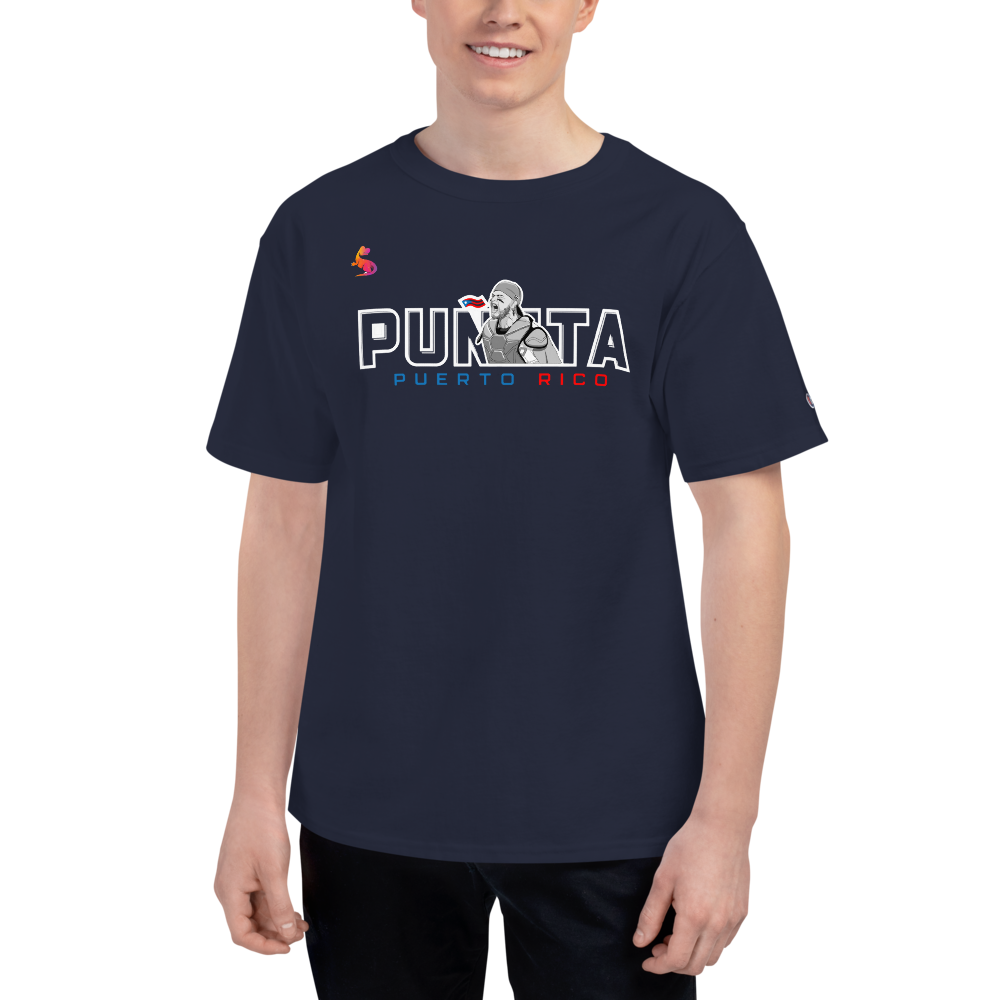 """PUÑETA"" Yadi Men's Champion T-Shirt"