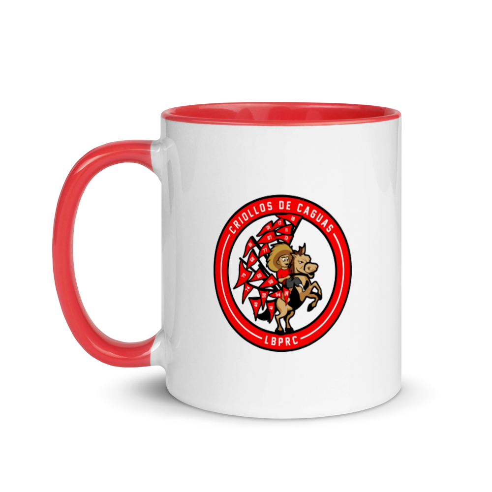 Criollos Mug with Color Inside