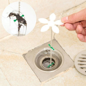 Drain Hair Catcher(4Pcs/Set)
