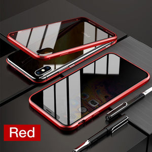 (Special discount $14.99 for the first 1000)Anti-peep Magnetic For Samsung Phone Case( Double Side)