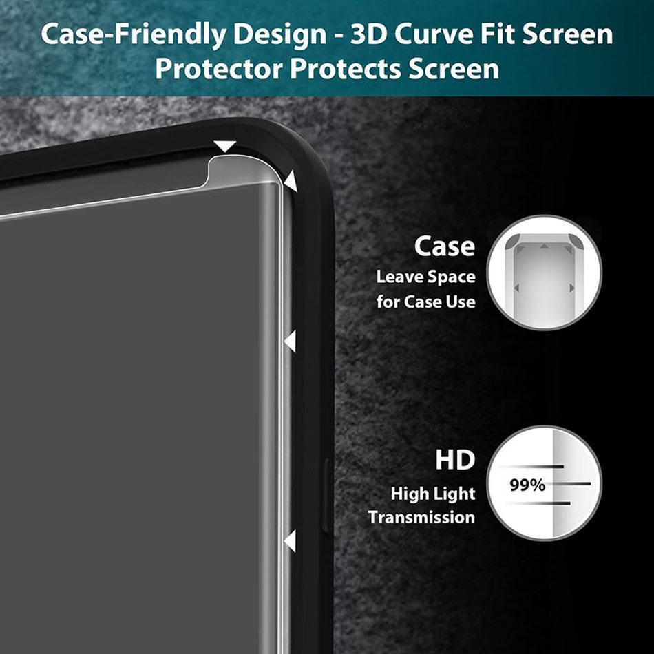 Privacy Screen Protector For Samsung Galaxy Note 8