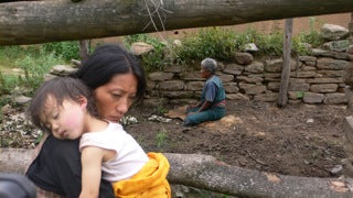 Mummita Produced Bhutanese Film 'The Container'