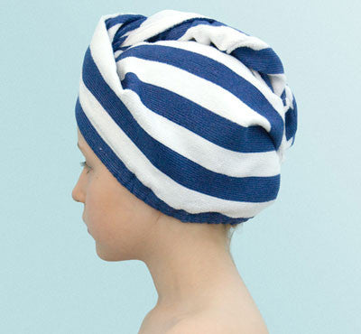 hot head blue stripe