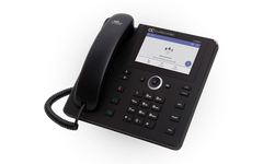 Audiocodes Teams-C448HD IP-Phone PoE GbE black
