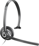 Plantronics M214C Over-the-Head style with in-line Volume and Mute - 69056-11