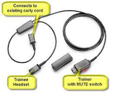 Plantronics Training Cable