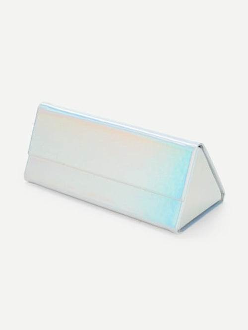 Iridescent Glasses Case