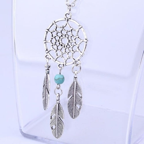 Fashion Retro Necklace Dream Catcher Pendant