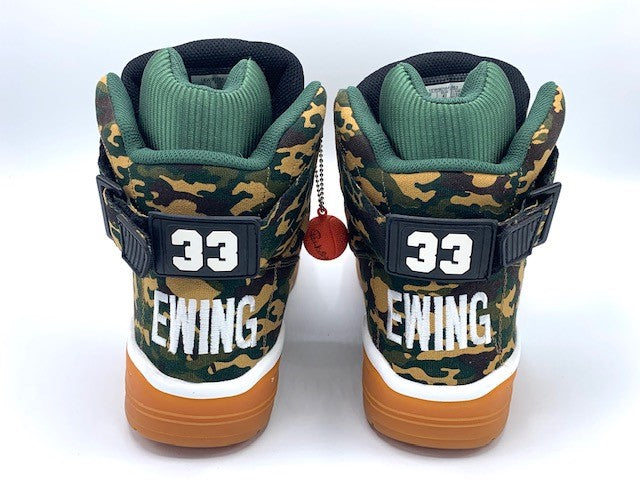 Ewing 33 Camo Mens Sneakers Size 13
