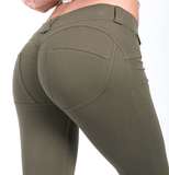 Elastic Leggings (5 Colors)