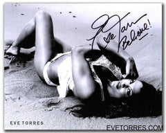 Autographed Photo - Beach Believer PT.I