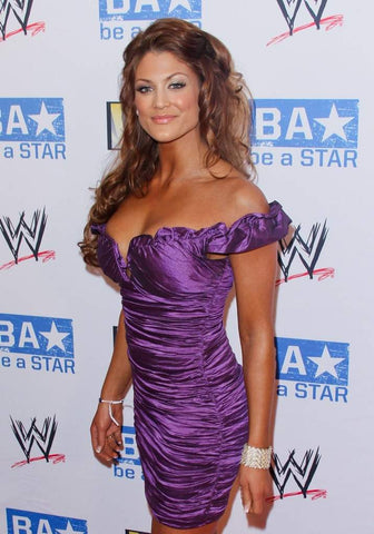 WWE's SummerSlam Kickoff Party Dress