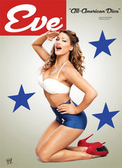 Poster - Autographced All-American Diva Poster