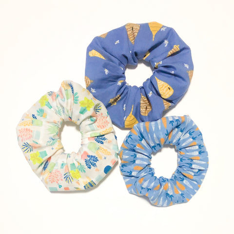 3-Pack Scrunchie Set (Home Grown)