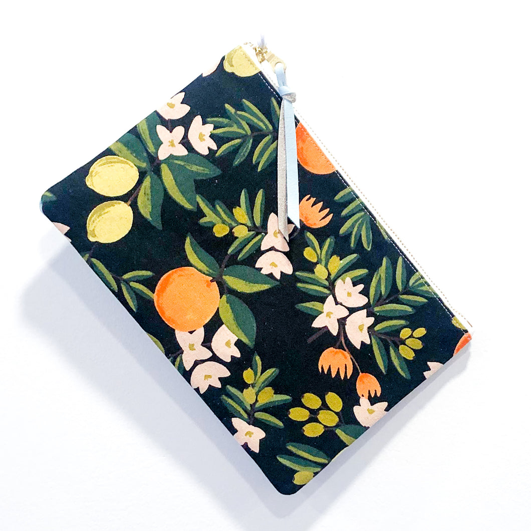 The Half-and-Half (Citrus Floral)